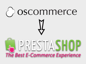 Import z osCommerce do PrestaShop