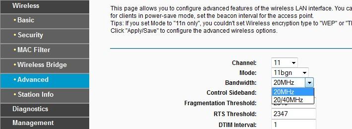TD-W8960N – Router problem z WiFi