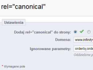 "Moduł rel=""canonical"""